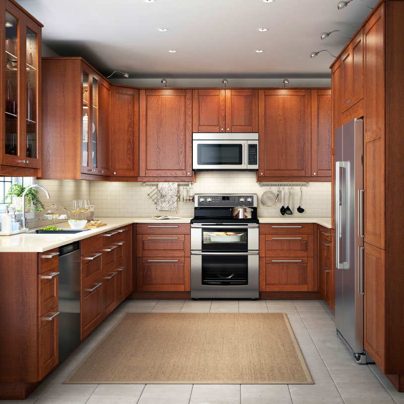 Custom Kitchen 8