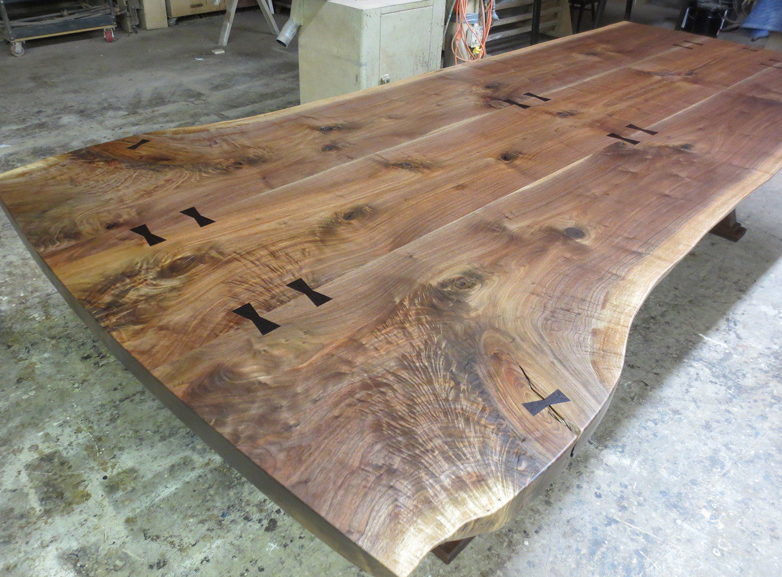 Live-Edge-Figured-Walnut--Matched-Grain-Dinning-Room-Table--Custom-Furniture-2