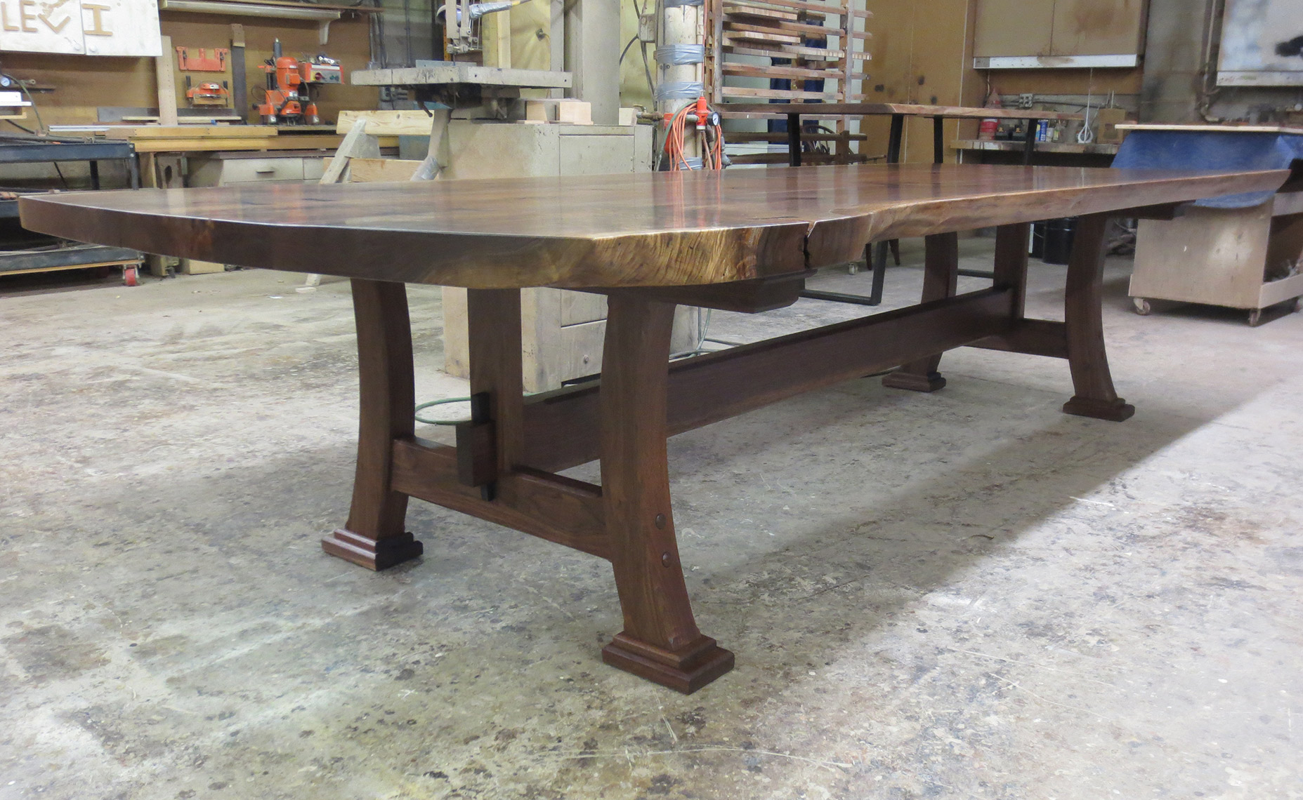 Live-Edge-Figured-Walnut--Matched-Grain-Dinning-Room-Table--Custom-Furniture-3